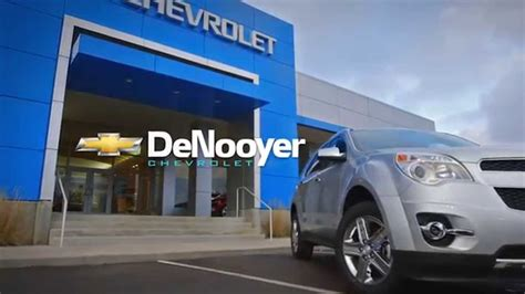 Denoyer Chevrolet by Denooyer Chevrolet For The Ahead