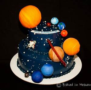 Solar System Cake Topper (page 4) - Pics about space