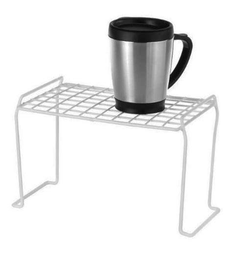 stacking shelves for kitchen cabinets stacking wire shelf small free shipping 8216