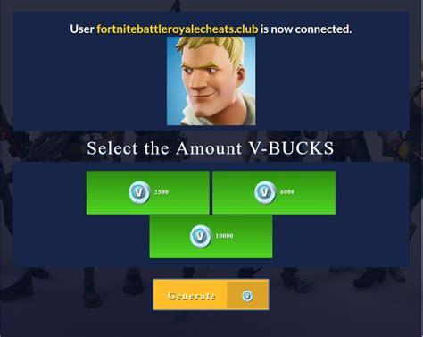 fortnite   bucks  human verification  cheats