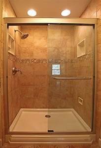 Trend Homes Small Bathroom Shower Design