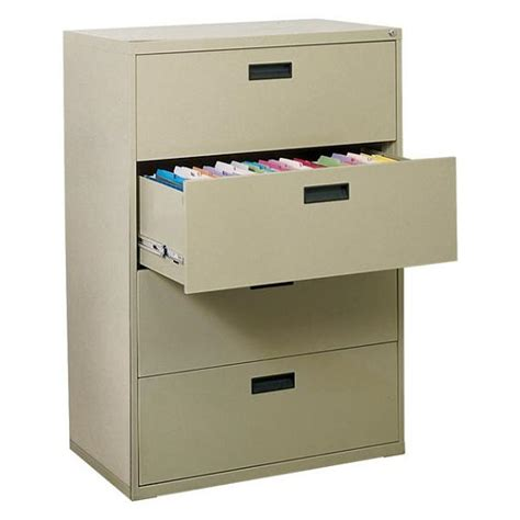 sandusky lateral file cabinet sandusky lateral file cabinet 4 drawer 30 quot w e204l