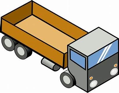 Clipart Lorry Truck Milk Transparent Semi Webstockreview