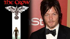"Norman Reedus To Join Cast Of ""The Crow"" Remake? - YouTube"