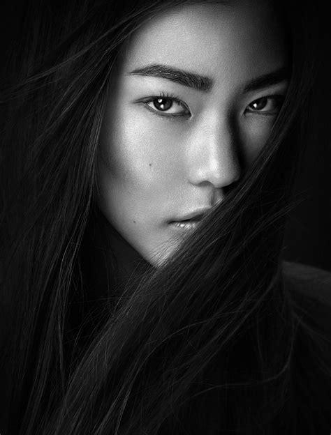 Mitja Kobal Portrait Women In Monochrome