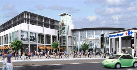 Colloseum Shopping Center Opens In September With New