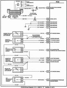 Pcm Wiring Page 1