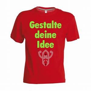 T Shirt Selbst Gestalten Mit Text Logo Oder Bild
