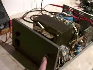 Gw0wvl Homemade 13 8 V Dc 50 Amp P S U