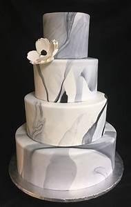 wedding cakes fondant marble 1 the bake works