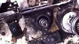 M371 Bobcat Jack Shaft Barring U0026 39 S Removel Part 2