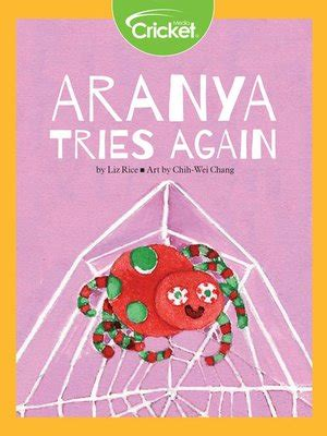 Aranya Tries Again by Liz Rice · OverDrive: eBooks ...