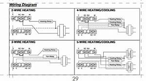 Trane Xv80 - Single Stage Heating Only Wiring - Hvac