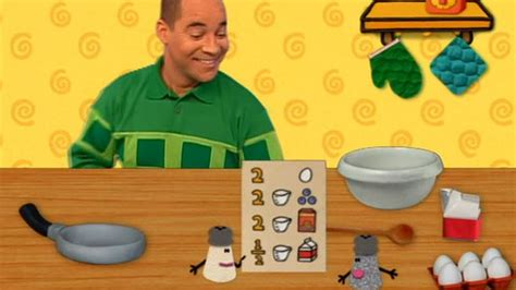 Watch Blue's Clues Series 6 Episode 10 Online Free