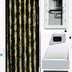 rideau de porte marronbeige dim    cm