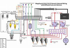 Fuel Pump Relay With Megasquirt  Conflicting Diagrams