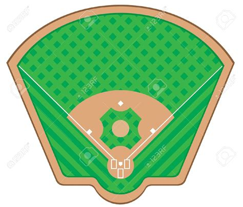 Baseball Field Clipart Baseball Field Clipart Free Clipground