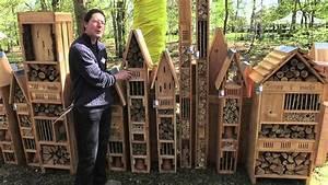 Fabriquer Un Hotel A Insecte : l 39 h tel insectes pour l 39 accueil des auxiliaires du ~ Melissatoandfro.com Idées de Décoration
