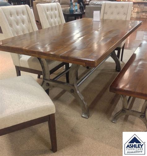 ranimar dining room tablethick plank tabletop crafted