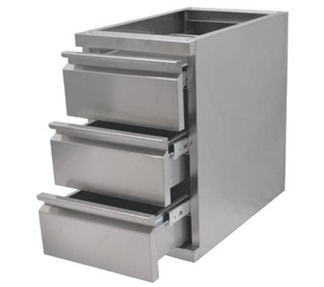 robinet douchette cuisine tiroirs inox bloc tiroir et tiroir à marc cogenim