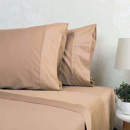 1000tc american pima cotton sateen plain sheet