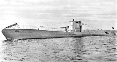 German U Boat Armament by U Boat U 25 Type Ia Ocean Going Attack Submarine Nazi