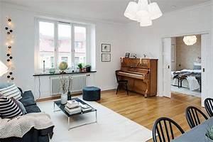 Guirlande Lumineuse Salon : un appartement lumineux et traversant aventure d co ~ Melissatoandfro.com Idées de Décoration