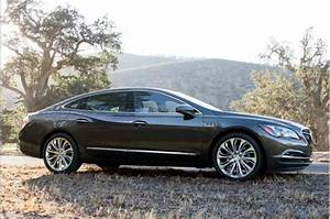 The Redesigned 2017 Buick LaCrosse