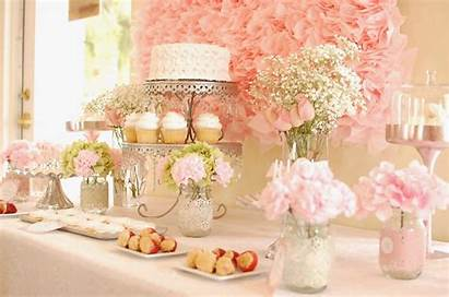 Bridal Shower Decoration Cheap Table Decorations Dessert