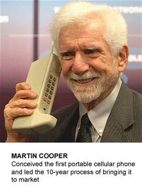 who created the cell phone nilmar atencio who invented the cell phone