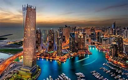 Dubai Marina Desktop Phone 2560 1600