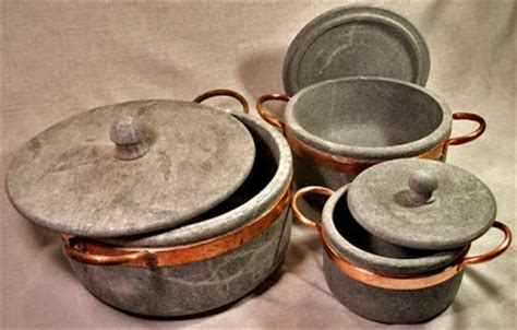 Soapstone Cookware by Flavors Of Brazil Utensils Soapstone Cookware
