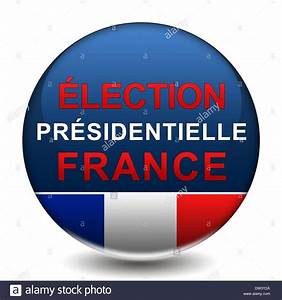 French France presidential election vote icon logo button ...