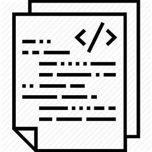 Build, development, file, source code, source file icon