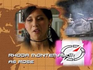 Rhoda Montemayor - Morphin' Legacy