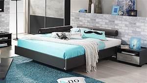 Liege Im Bett : bett mailo futonbett liege f r jugendzimmer in grau metallic 90x200 ~ Orissabook.com Haus und Dekorationen