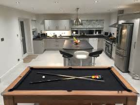 pool table kitchen table black cloth kitchen pool table in grey kitchen