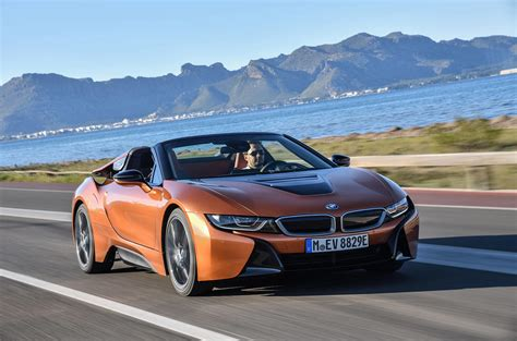 Bmw I8 Roadster Photo by Bmw I8 Roadster Review 2019 Autocar