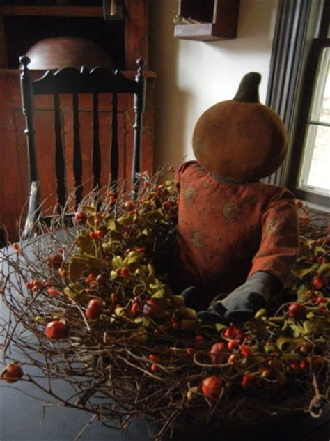 primitive decorating ideas for fall primitive fall decor fall