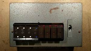 Teardown Of An Old British Wylex Electrical Fuse Box