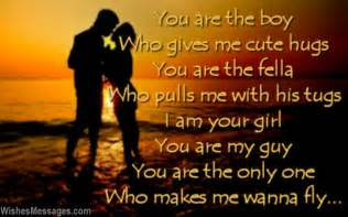 I Love You Poems for Your Boyfriend