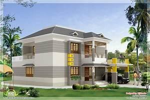 2700 Sqfeet Kerala Style Home Plan And Elevation Kerala