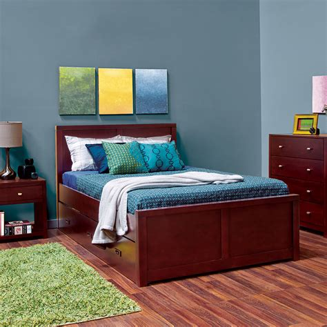 trundle beds with storage peyton trundle storage bed epoch design 17585