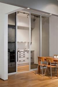Schiebetür Glas Küche : 7 besten schiebet ren diele flur bilder auf pinterest diele visitenkarten und beratung ~ Sanjose-hotels-ca.com Haus und Dekorationen