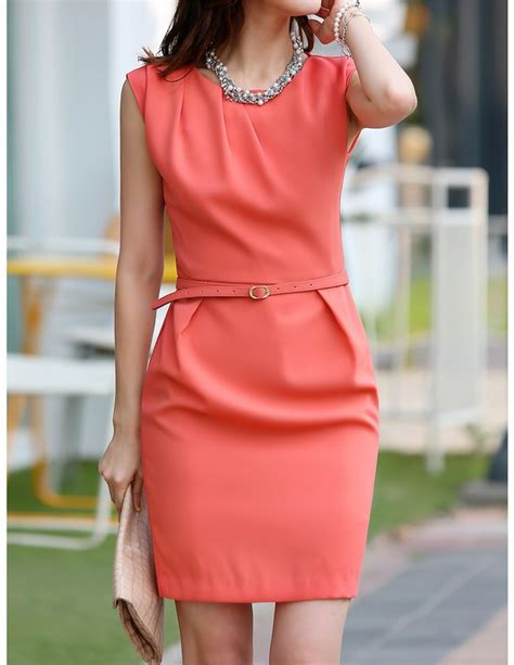 robe de bureau 2015 ol office business dress summer
