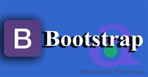 bootstrap  tutorial atnyla