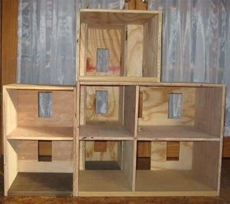 barbie doll playhouse  sarah doll house plans