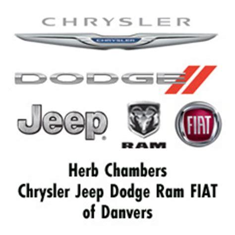 herb chambers chrysler jeep dodge ram fiat danvers