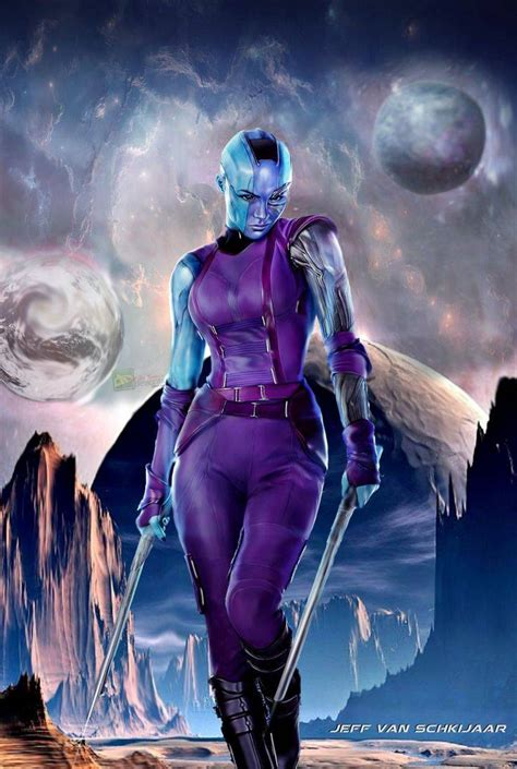 Nebula Guardians Of The Galaxy Art Nebula Porn And