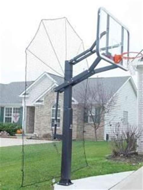 pinmydreambackyard basketball goal rebounding net